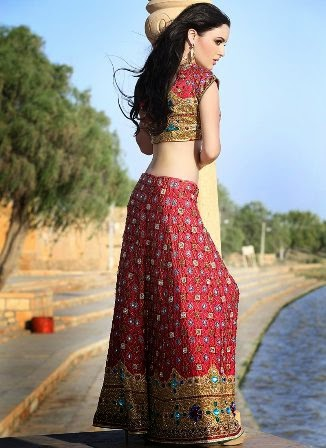 Latest Bridal Dresses Indian