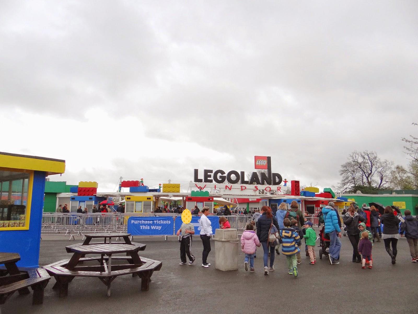 Legoland Windsor 2014, Legoland Windsor Easter, Lego