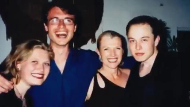 Elon Musk Friends