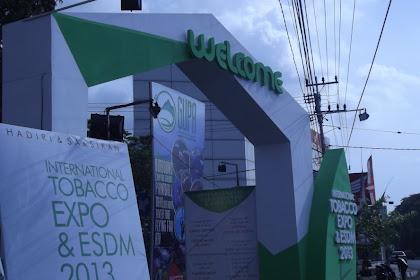 Jember: INTERNATIONAL TOBACCO EXPO & ESDM 2013