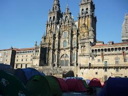 Tercera etapa:    Leon a Santiago: Un somni fet realitat