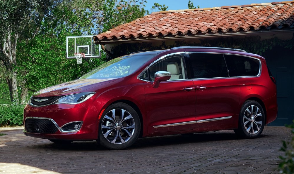Lastest Chrysler Pacifica Sales Figures  GOOD CAR BAD CAR