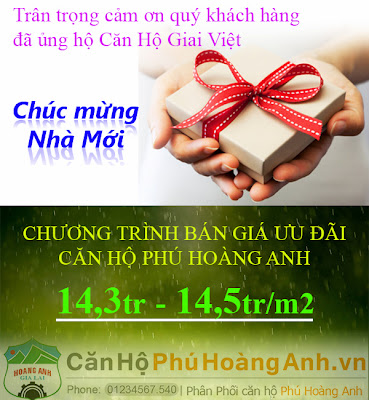 Tran trong cam on - CanHoGiaiViet.vn