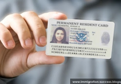 How to green card through marriage