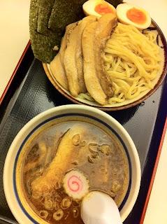 大勝軒 麺屋こうじ 越谷レイクタウンの特製つけ麺¥1000