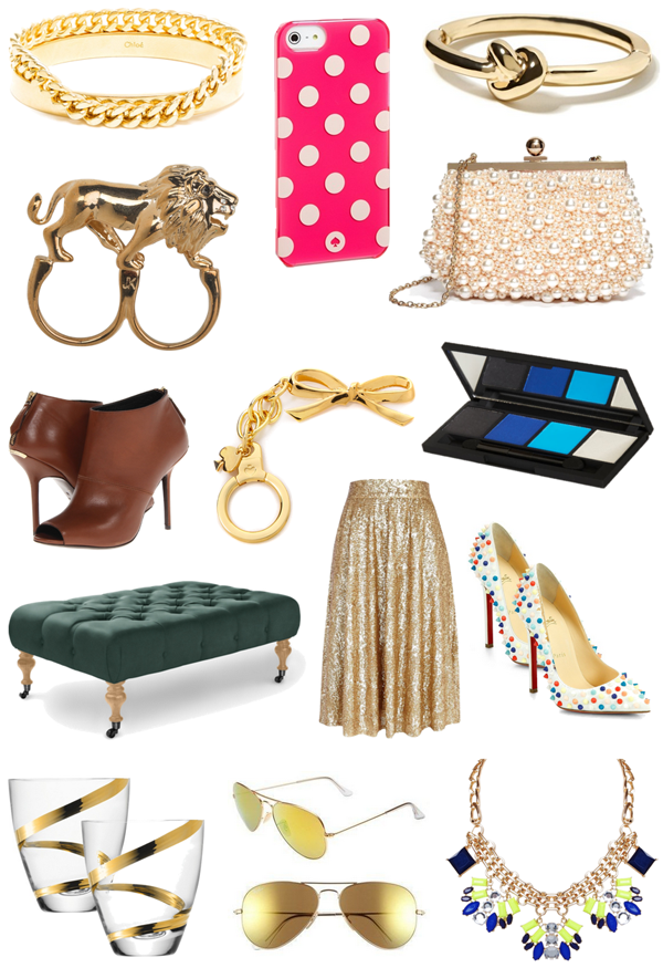 Sparkles and Shoes Currently Coveting March Accessories