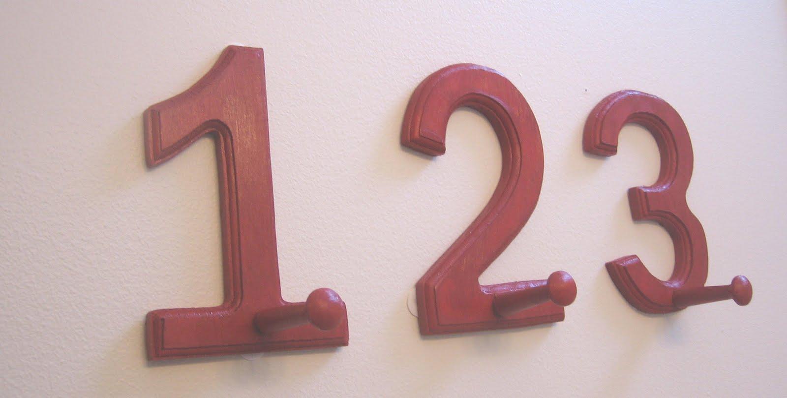 Hookup numbers