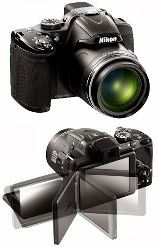 Nikon Coolpix P520 (Picture 2). Camera Zone