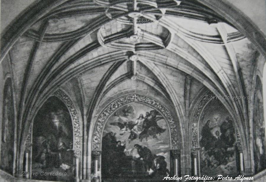 Pinturas iglesia