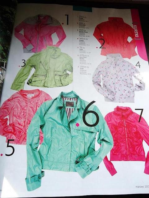 Trendy wiosna-lato 2012