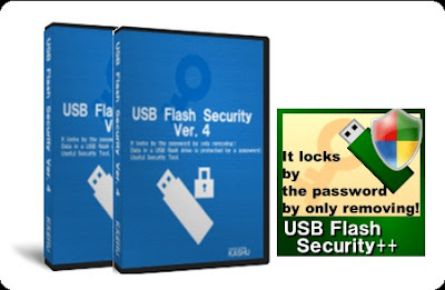 Proteksi Flash Disk Via KASHU USB Flash Security