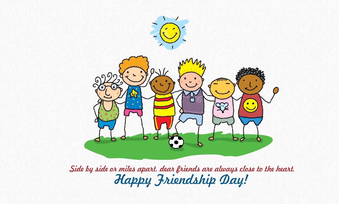 Friendship Day 2014 Special HD Images