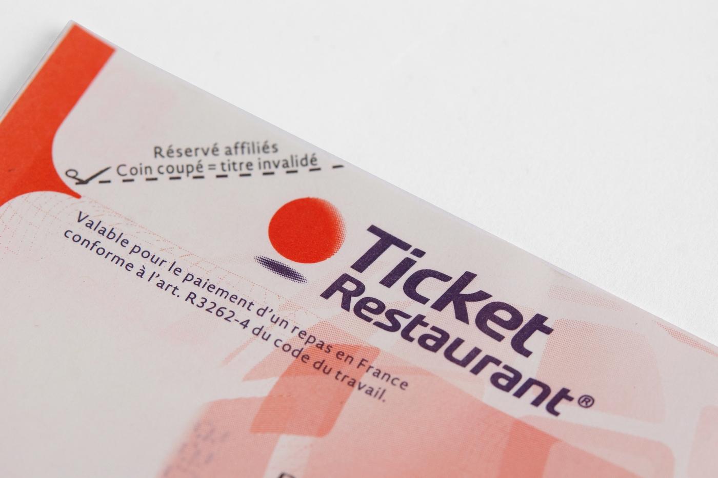 Attribution Ticket Restaurant La Poste