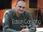 Site do Cantor e Evangelista Edson Carvalho (Clique na imagem para acessar)