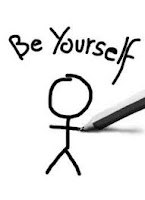 Being yourself is not a disgrace