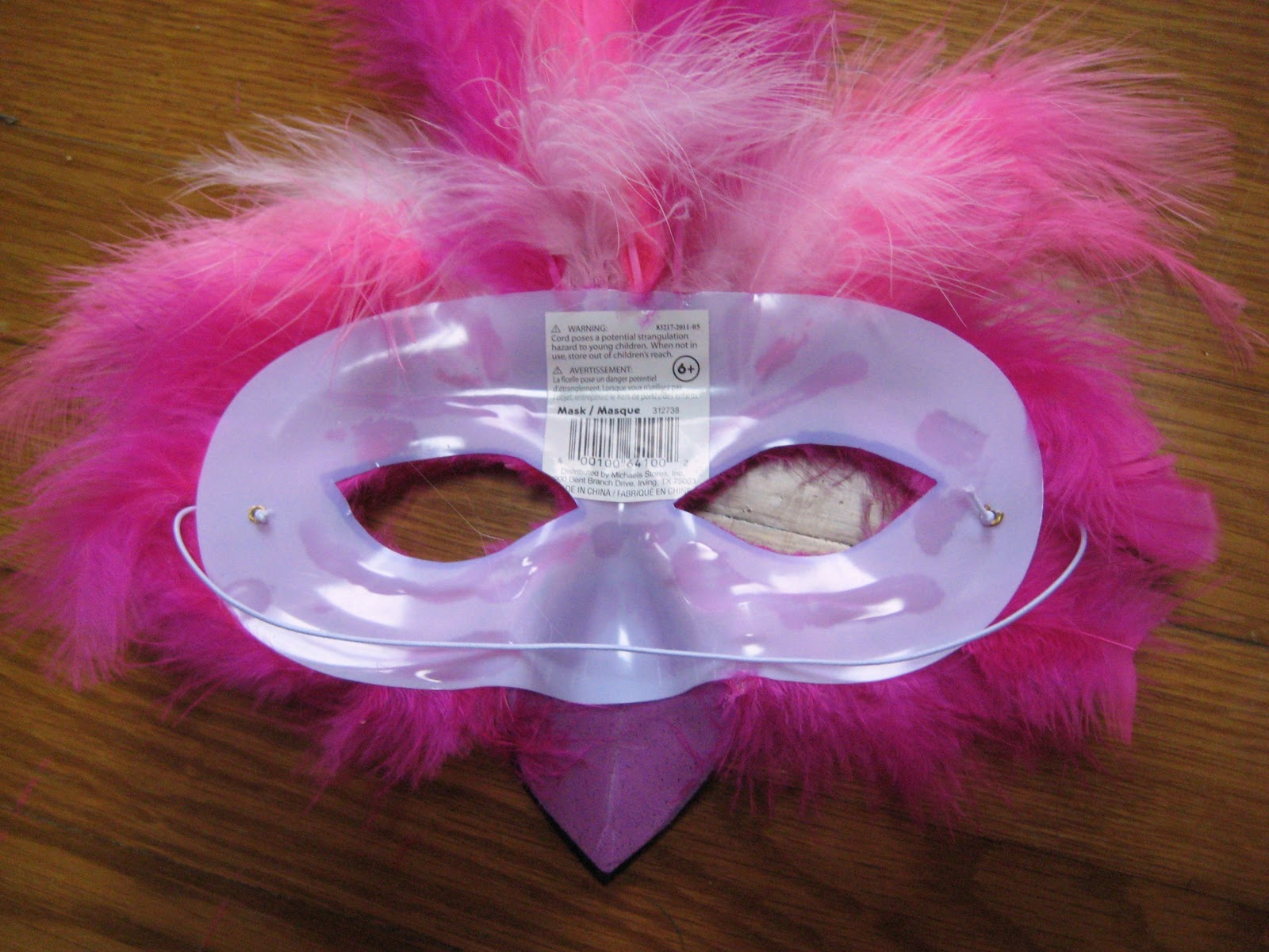 Beak Templates Masks Flamingo Mask Template