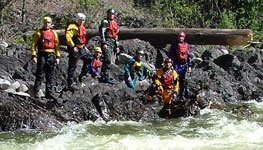 SwiftWater Pro Rescue Equipment
