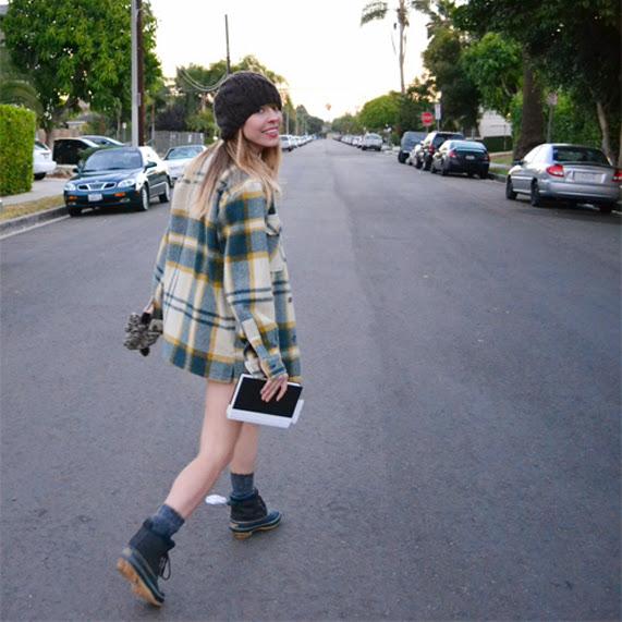 fashion, urban lumberjack
