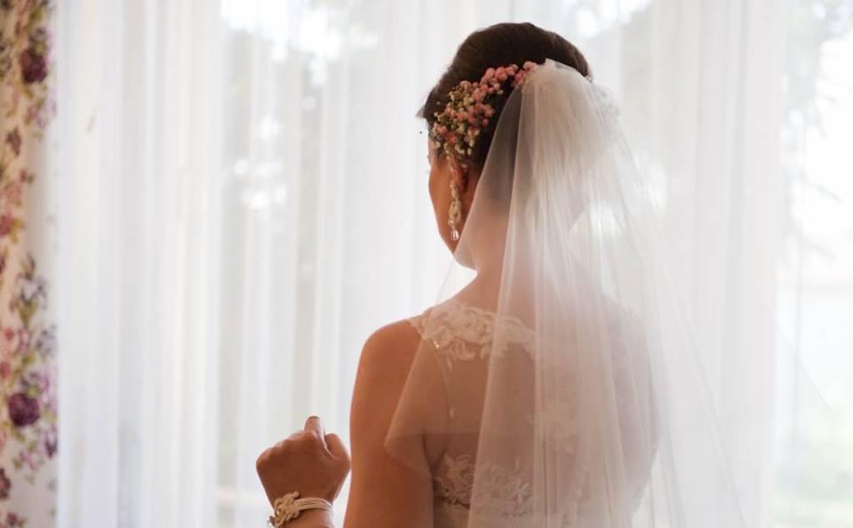 Sutasz ślubny ivory