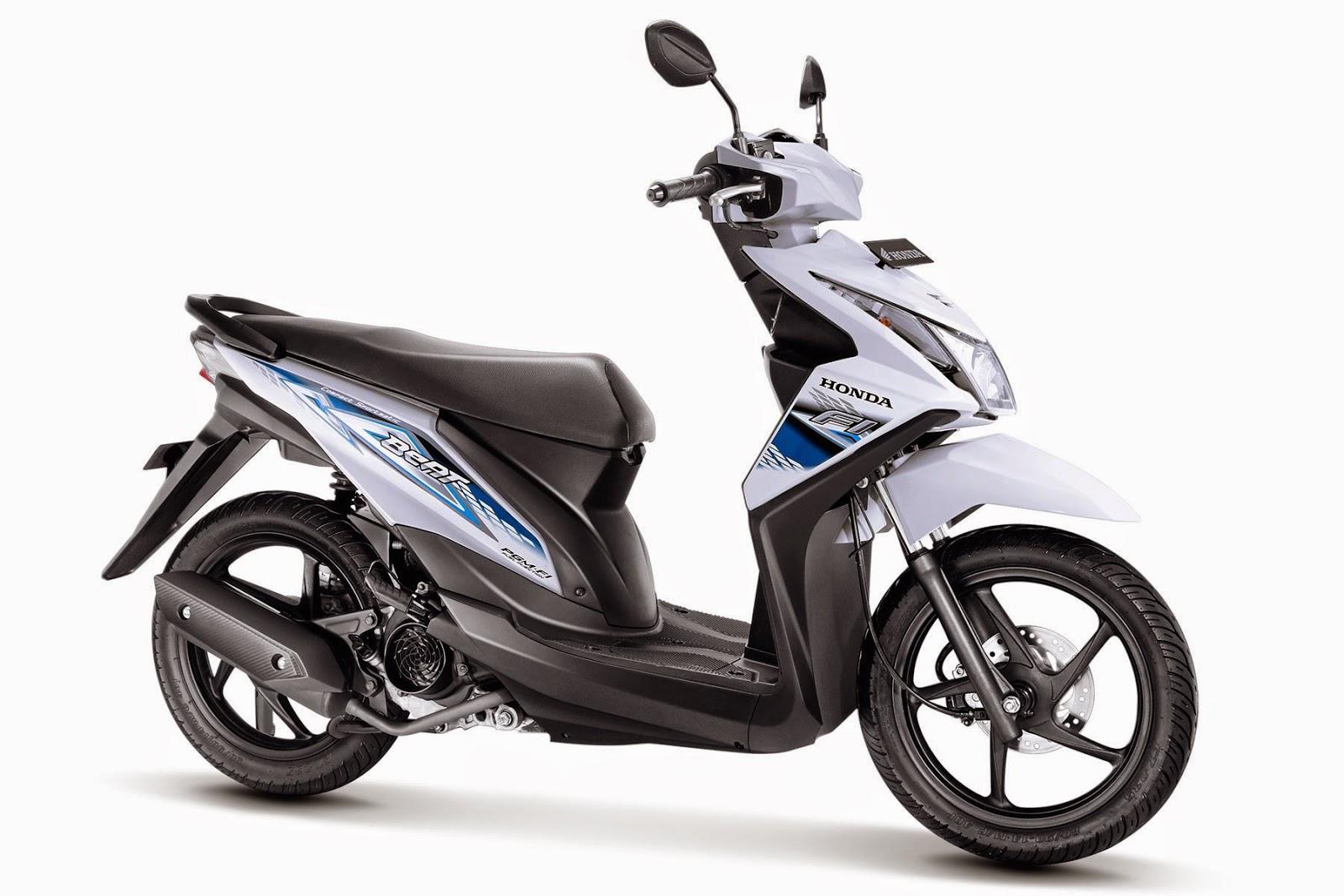 Motor Honda BeAT Terbaru Dengan Teknologi PGM-FI-01