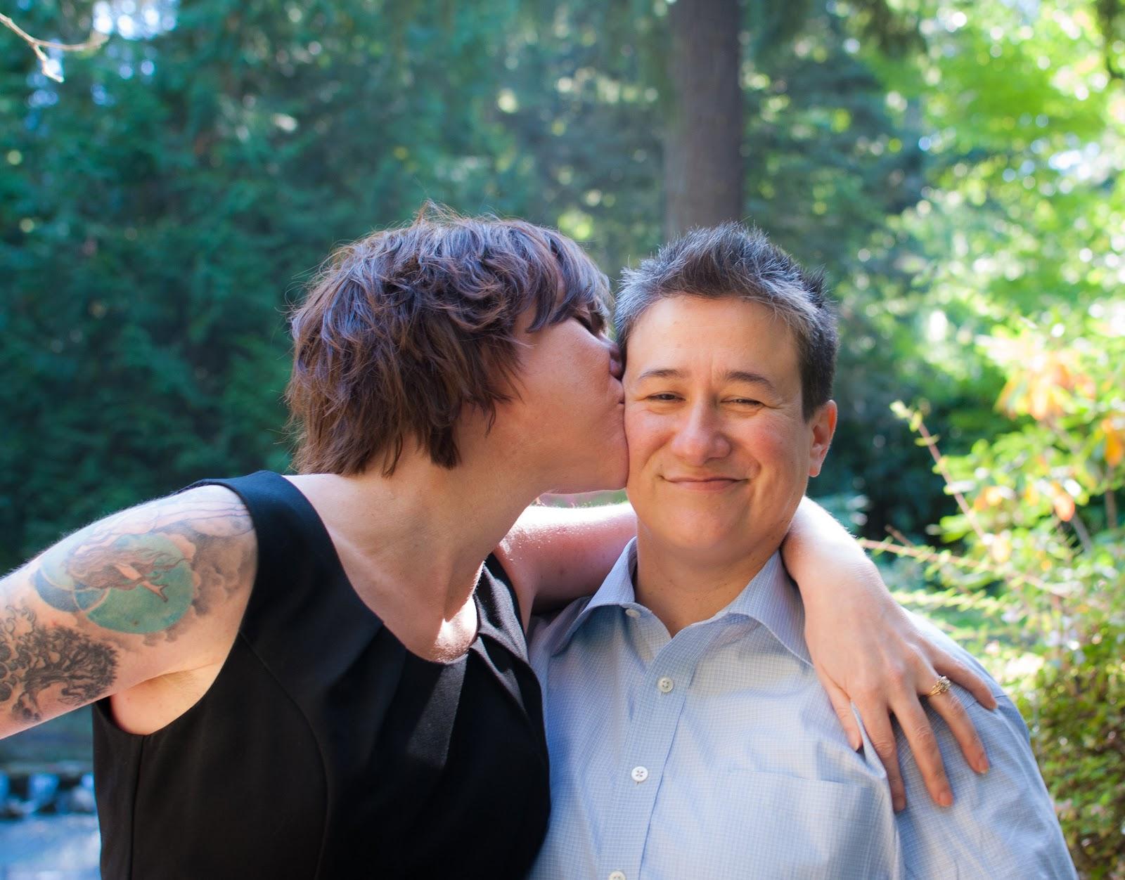 Сайт знакомств для лесбиянок буч 17 фотография