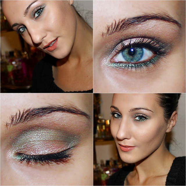 Instagram @lelazivanovic. Makeup of the day. Mejkap dana. #muod