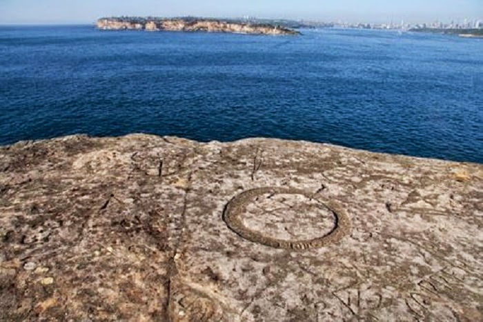 Archaeologists uncover history of graffiti in Australia