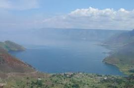 Danau Toba dari Gunung Toba Purba