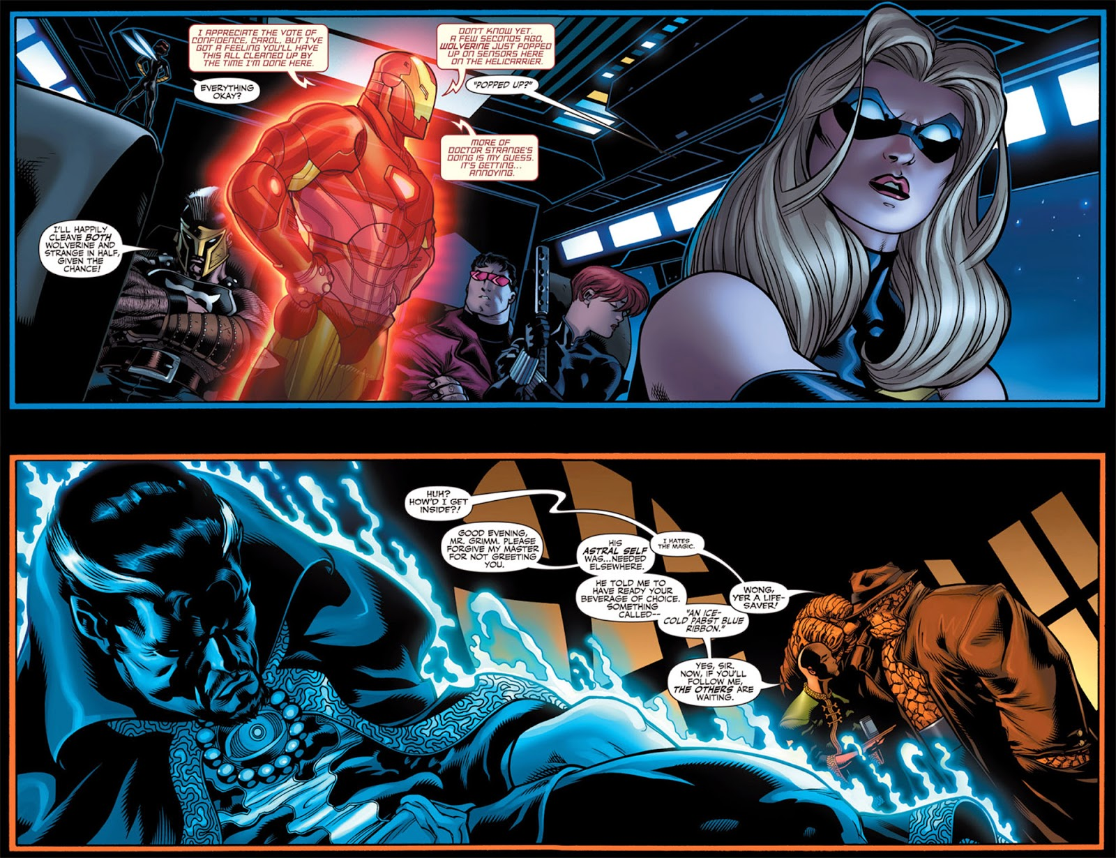 Fallen Son - Death of Captain America #1 - 5 GetComics