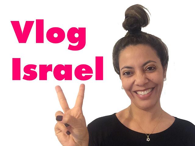 Brasileira em Israel, vivendo em Israel