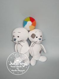 Julio Toys crochet patterns