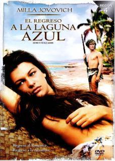 regreso+a+la+laguna+azul La Laguna Azul 2 (1991) Españo Latino DvDRip
