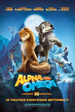 Alpha And Omega 2010 poster