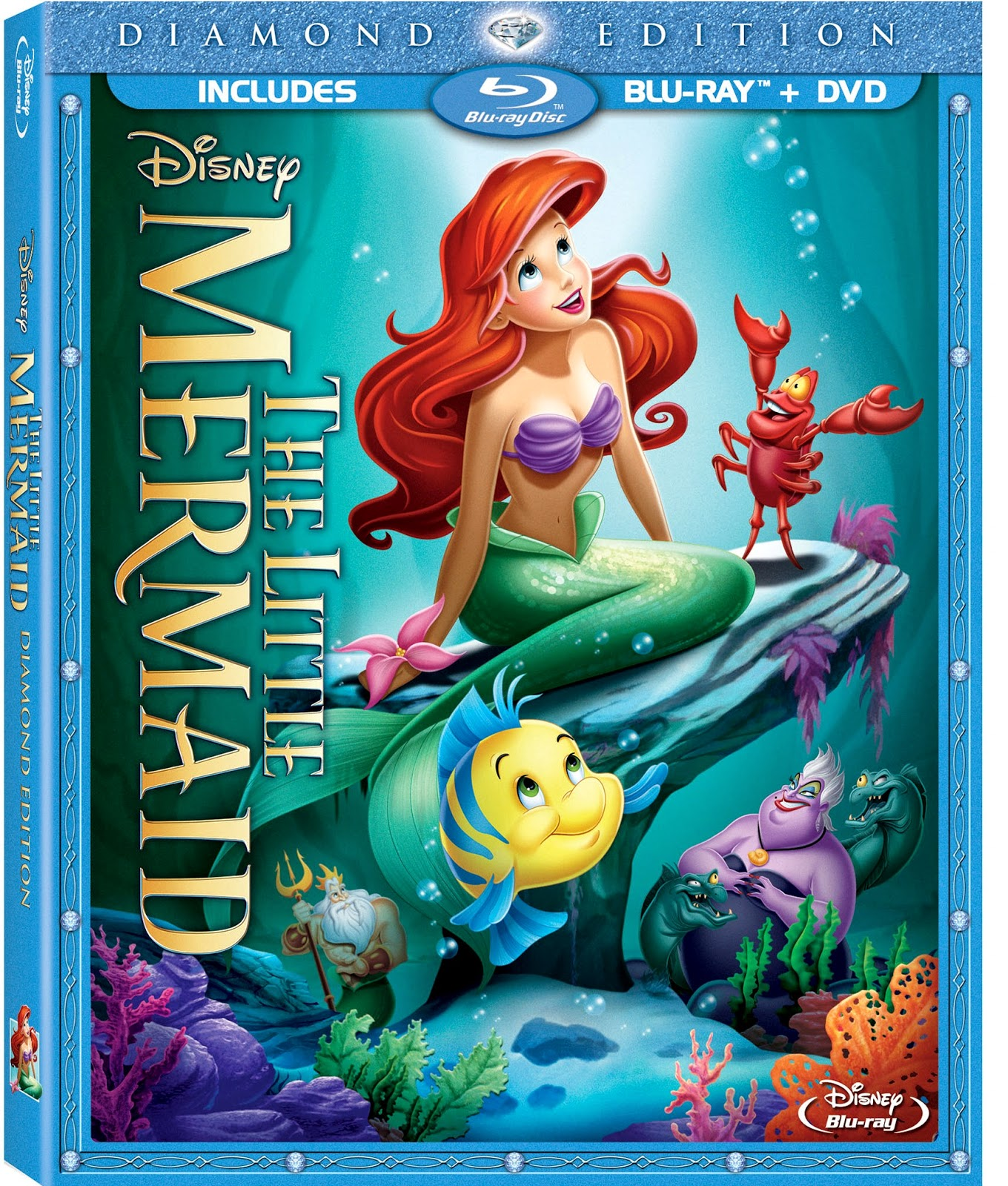 Nàng Tiên Cá 1 – The Little Mermaid 1
