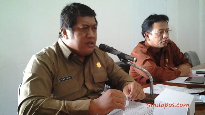Pimpinan DPRD Kabupaten Pacitan, Gagarin