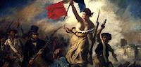 """""""La liberté guidant le peuple"""", peinture d'Eugène Delacroix"""