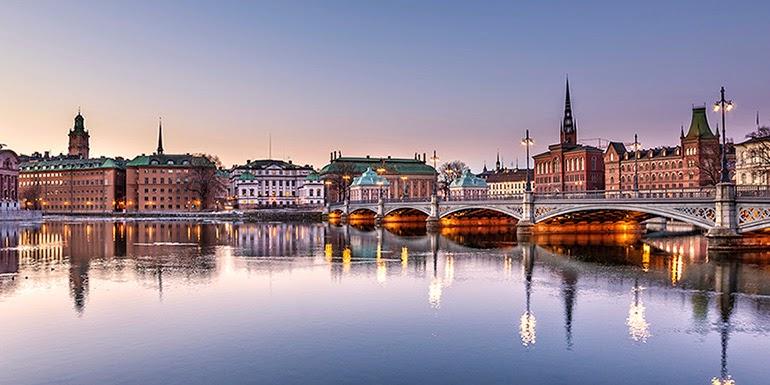 Stockholm Sweden Mission