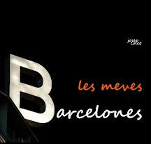 llibre LES MEVES BARCELONES (2012)