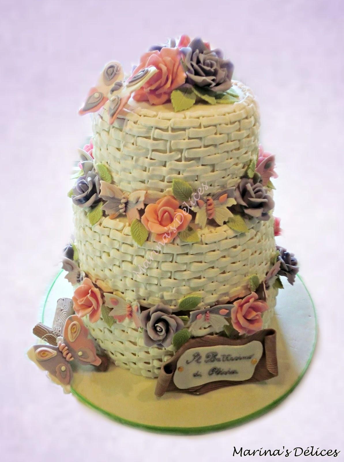 Marina 39 s d lices il blog dello zucchero a vela torta 3 for Piani di coperta a 2 piani