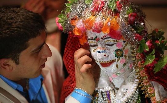 Keunikan Majlis Perkahwinan Suku Pomaks yang Beragama Islam