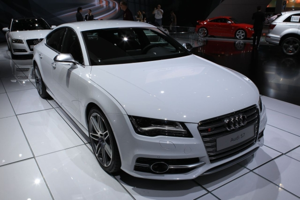 cars part review 2013 audi a7 reviews and ratings the car connection. Black Bedroom Furniture Sets. Home Design Ideas
