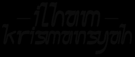 Ilham Krismansyah