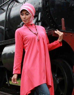 Model Baju Blus Muslim Zenitha 21 b