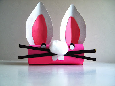 Easter Projects For Toddlers 3: Funny Bunny Hats 6