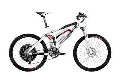 "Magic Pie II trasero radiado en 26"" con controlador integrado invisible para hasta 60V BH+trail+racer+02B+L+Wt"