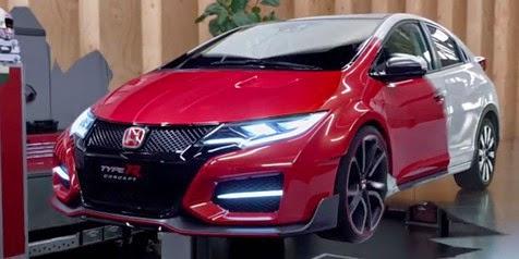 Dashing Into A Honda Civic Transformation ' The Devil ' Type R!