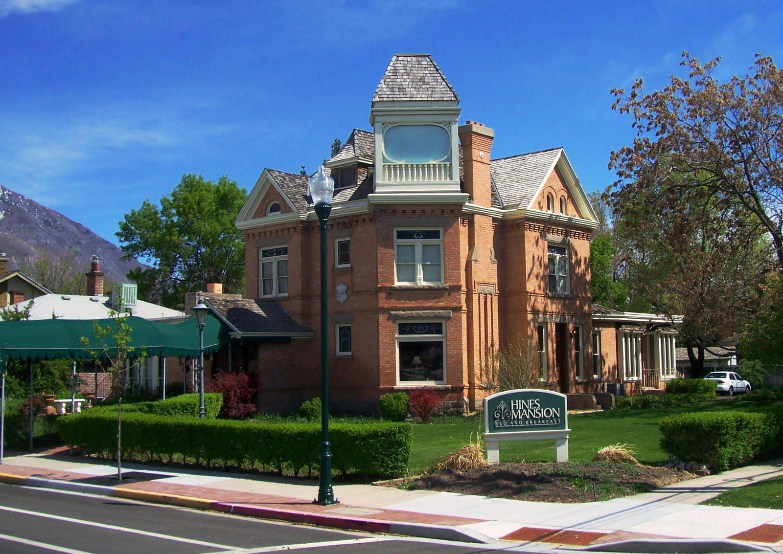 Utah 39 S Present History Historic Homes Near Pioneer Park