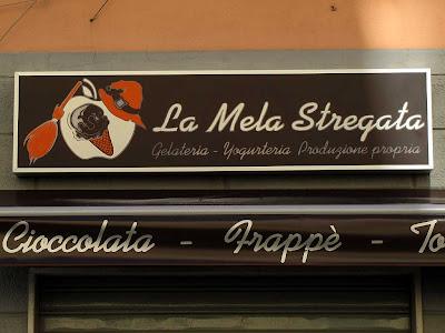 La mela stregata, The Bewitched Apple, Livorno