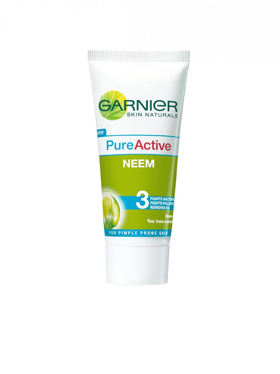 Garnier Pure Active Neem Face Wash Preview Beautydiva India