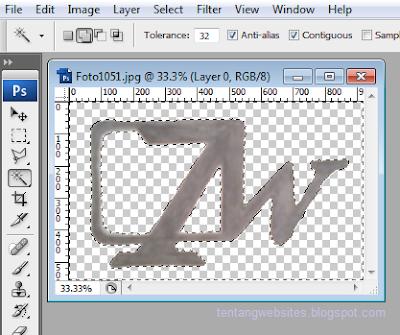 cara mudah membuat loggo